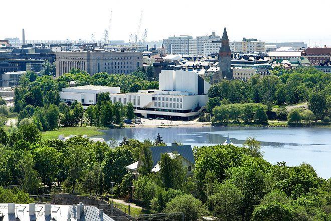 Finlandia - Talo, Helsinki, Finland