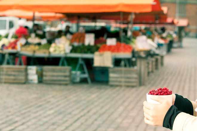 Hakaniemi Market, Helsinki, Finland