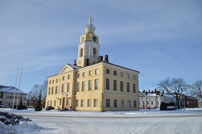 Hamina Town Hall, Hamina, Finland