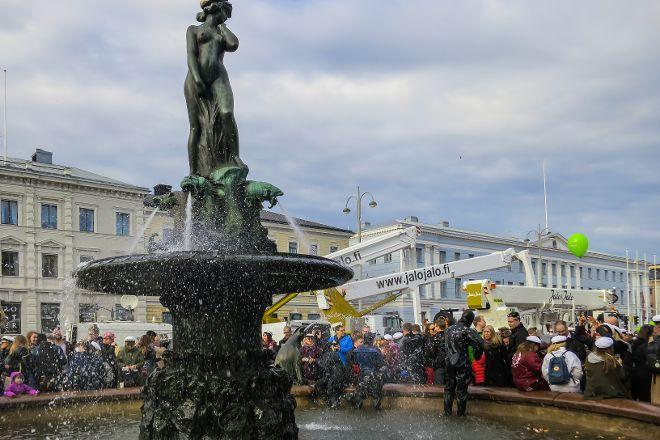 Havis Amanda, Helsinki, Finland