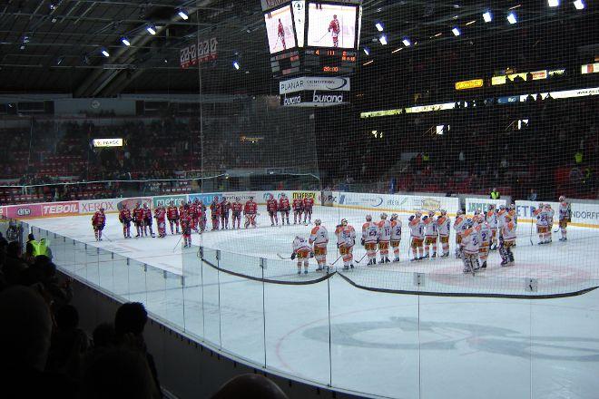 Helsinki Ice Hall, Helsinki, Finland
