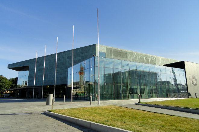 Helsinki Music Centre, Helsinki, Finland