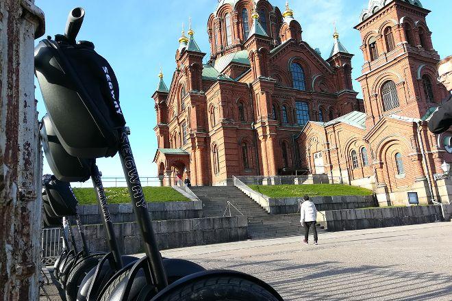 Helsinki Segway Tour, Helsinki, Finland