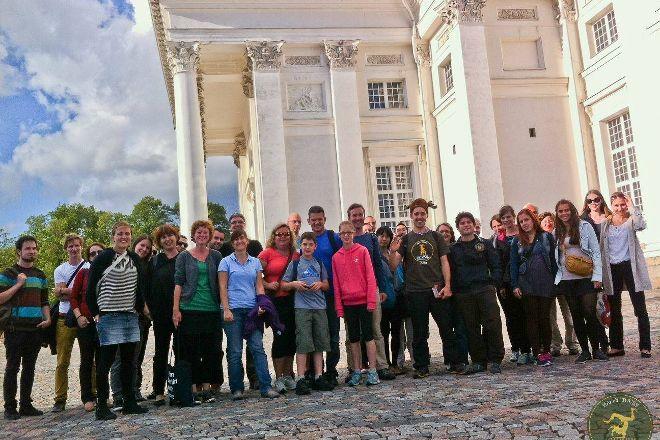 Helsinki Walking Tours, Helsinki, Finland