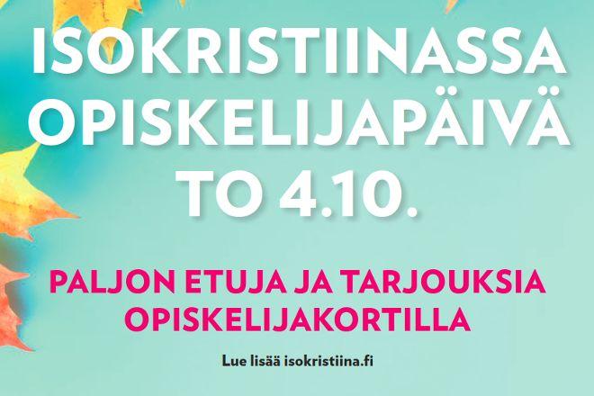 IsoKristiina, Lappeenranta, Finland