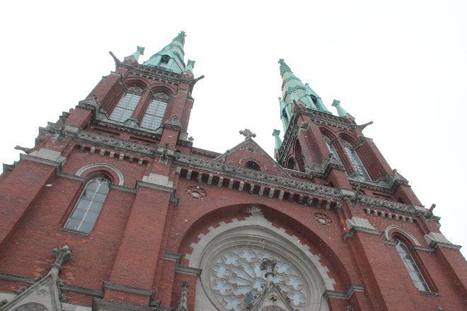 Johannes Church, Helsinki, Finland