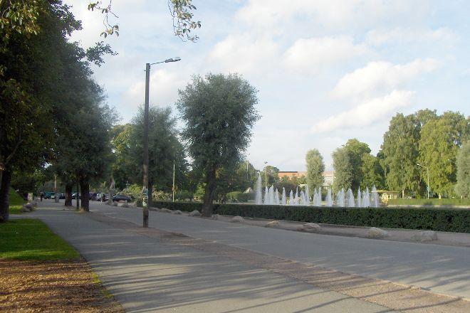 Kaisaneimi Park, Helsinki, Finland