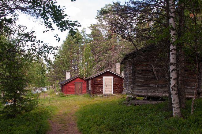 Keimioniemi Fishing Cabins, Muonio, Finland