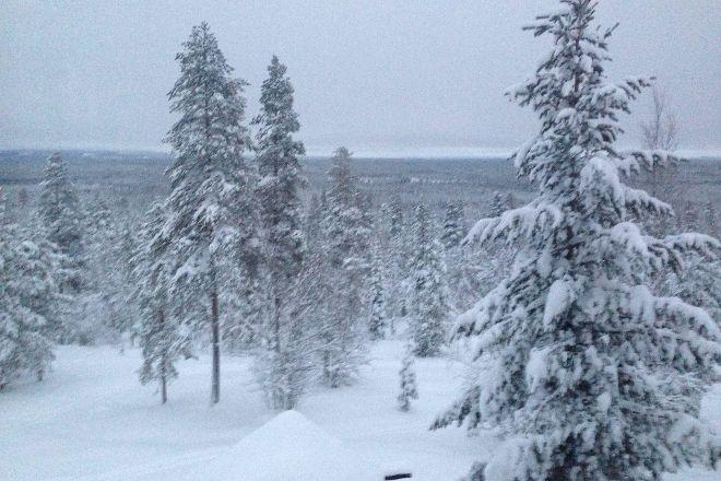 Luosto, Sodankyla, Finland