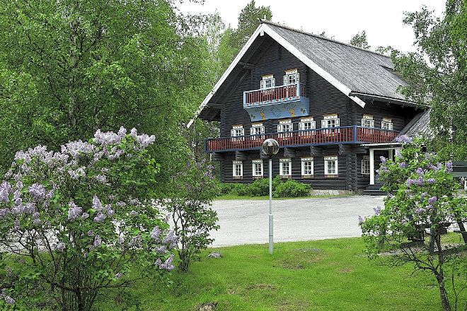 Kylpyla Spa Bomba, Nurmes, Finland
