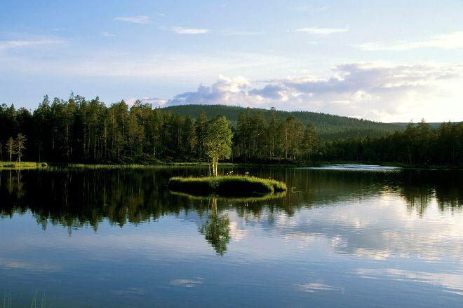 Lake Inari, Inari, Finland