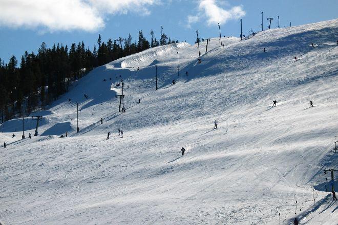 Levi Ski Resort, Levi, Finland