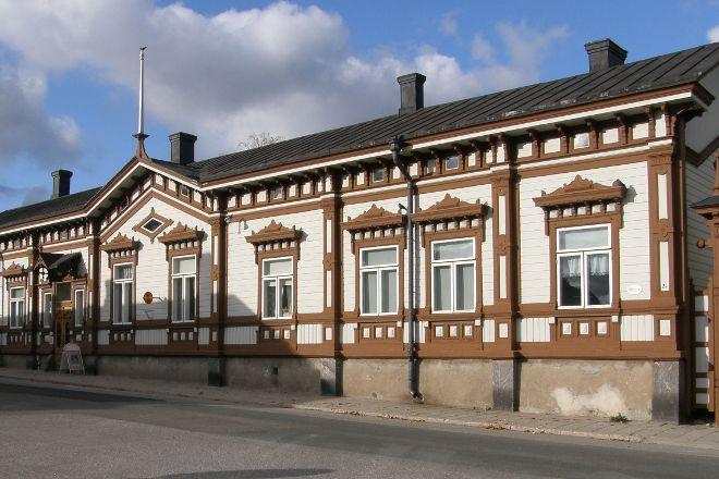 Marela Museum House, Rauma, Finland