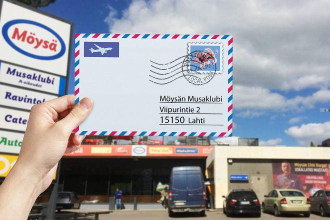 Moysan Musaklubi, Lahti, Finland