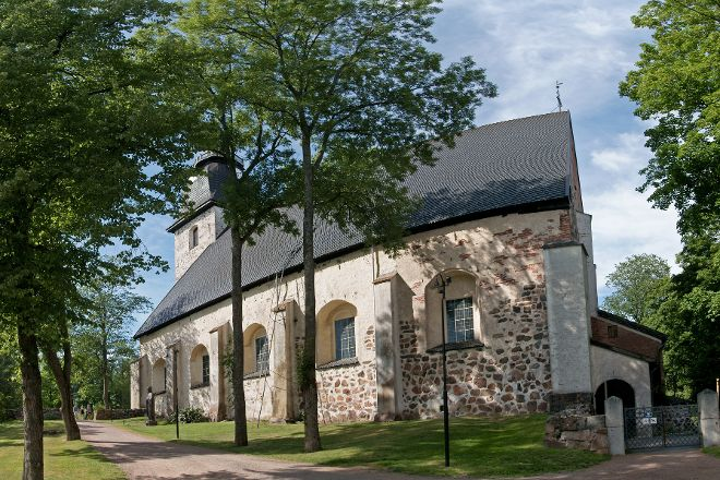 Naantali Church, Naantali, Finland
