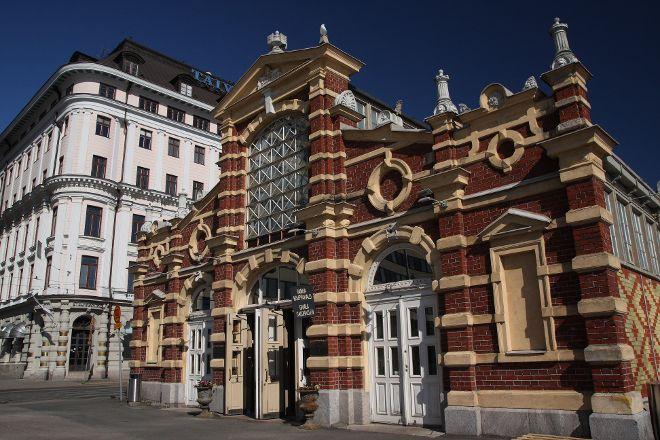 Old Market Hall, Helsinki, Finland