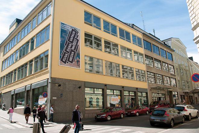 Paivalehti Museum, Helsinki, Finland