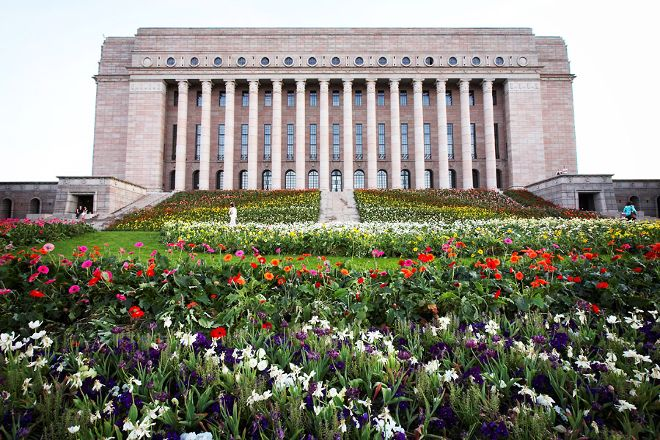 Parliament of Finland, Helsinki, Finland