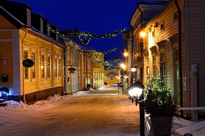 Porvoo Old Town, Porvoo, Finland