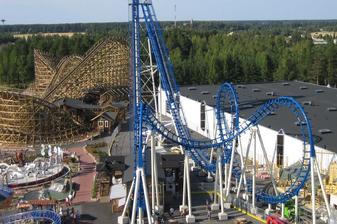 Powerpark, Harma, Finland