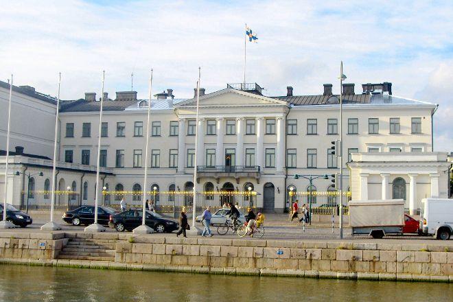President's Palace (Presidentinlinna), Helsinki, Finland