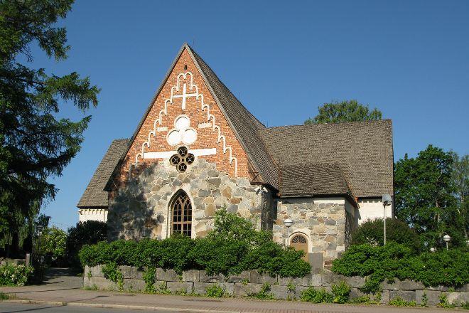 Pyhan Birgitan kirkko, Lempaala, Finland