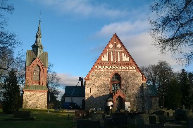 Pyhan Laurin kirkko, Vantaa, Finland