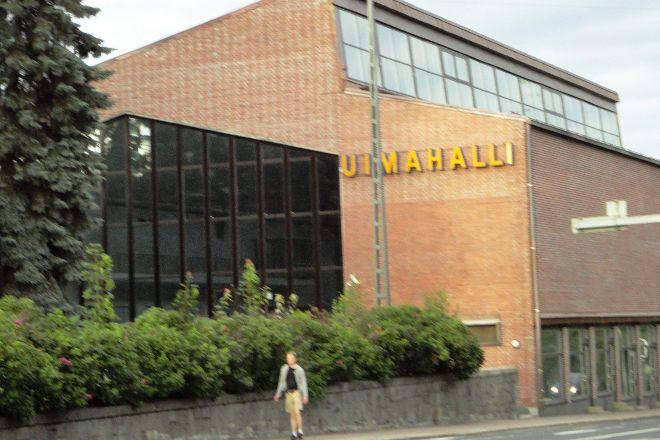Pyynikki's Swim Hall, Tampere, Finland