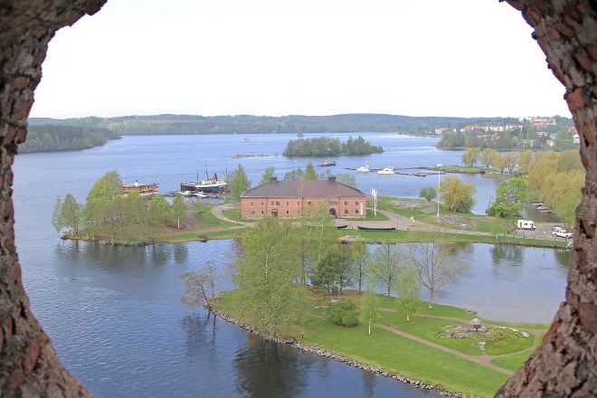 Riihisaari, Savonlinna, Finland