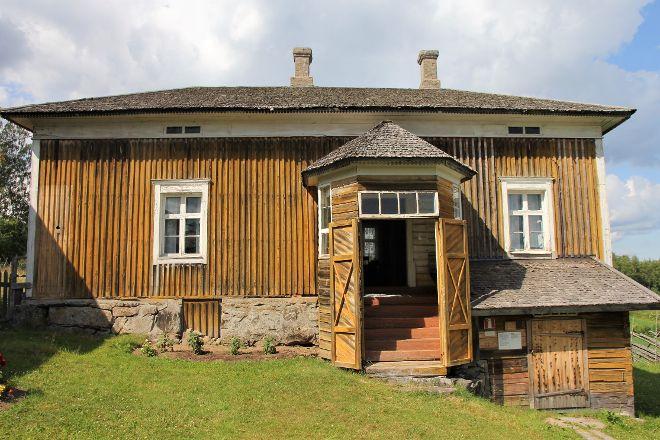 Riuttala Farmhouse Museum, Karttula, Finland