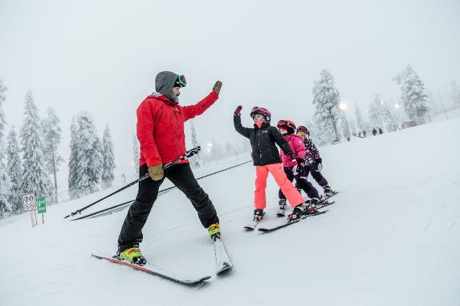 Ruka Ski School, Kuusamo, Finland