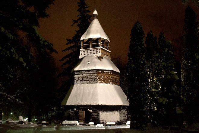 Ruokolahden Kellotapuli, Ruokolahti, Finland