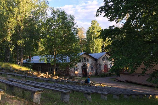 Ruukin kehräämö ja puoti Oy, Pernio, Finland