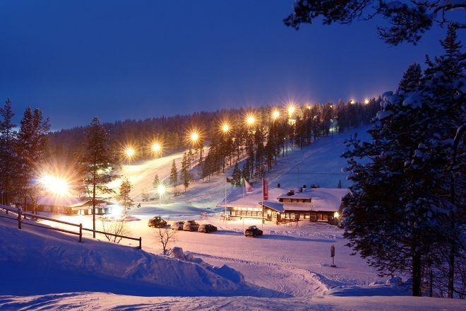 Saariselka Ski & Sport Resort, Saariselka, Finland