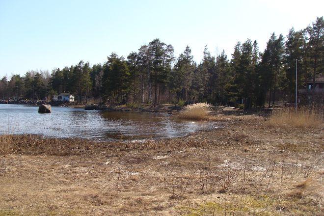 Santalahti Nature Trail, Kotka, Finland