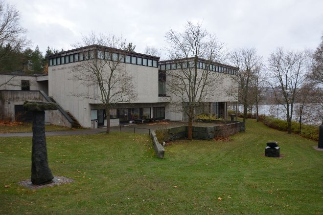 Sara Hilden Art Museum, Tampere, Finland