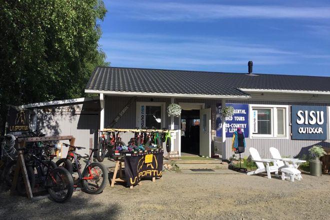 Sisu Outdoor, Akaslompolo, Finland