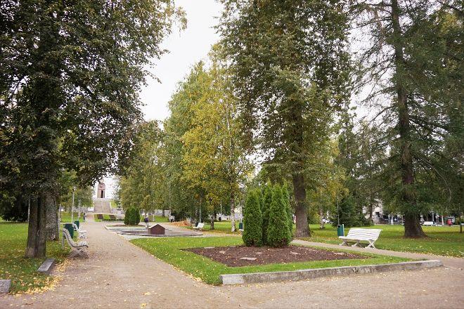 Snellman Park, Kuopio, Finland