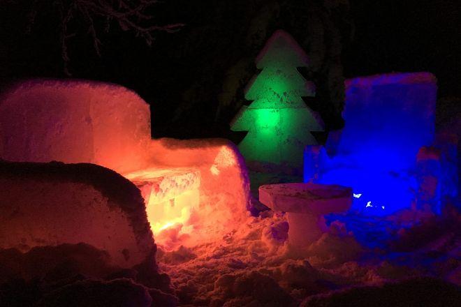 Snowlounge, Salla, Finland