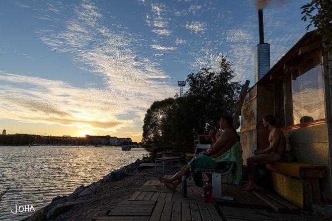 Sompasauna, Helsinki, Finland