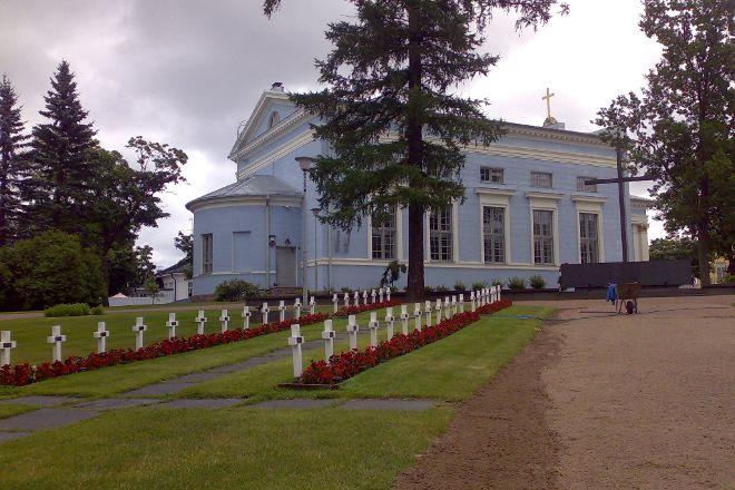 St. John's Church, Hamina, Finland