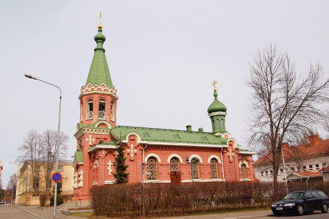 St. Nikolaos Cathedral, Kuopio, Finland