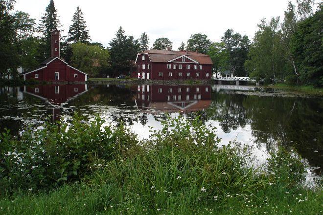 Stromforsin Ruukki, Ruotsinpyhtaa, Finland
