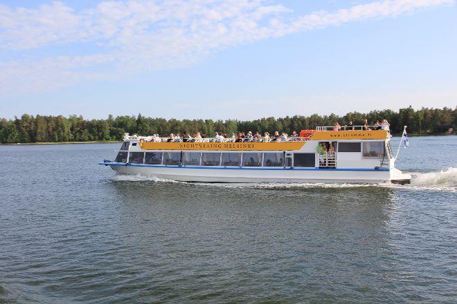 Stromma - Sightseeing By Boat, Helsinki, Finland