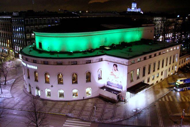 Swedish Theater (Svenska Teatern), Helsinki, Finland
