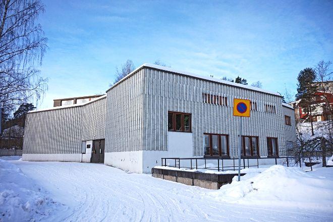 The Alvar Aalto Museum, Jyvaskyla, Finland