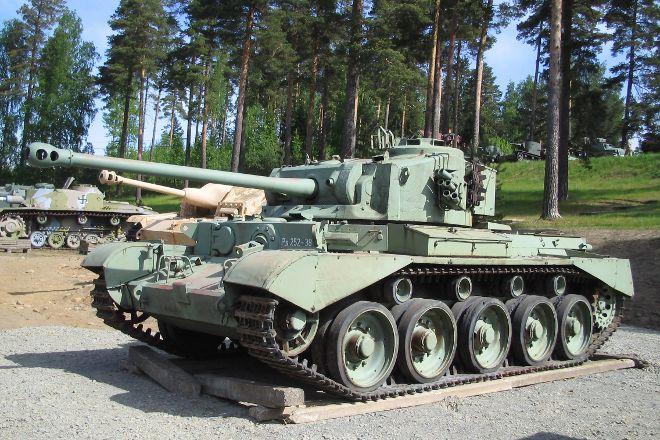 The Parola Armour Museum, Parola, Finland