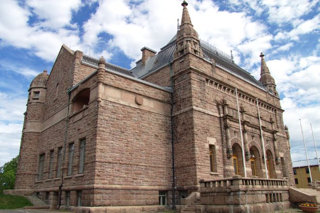 Turku Art Museum, Turku, Finland