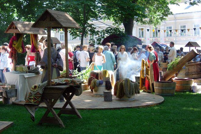 Turku Medieval Market, Turku, Finland