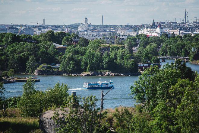 Vallisaari, Helsinki, Finland